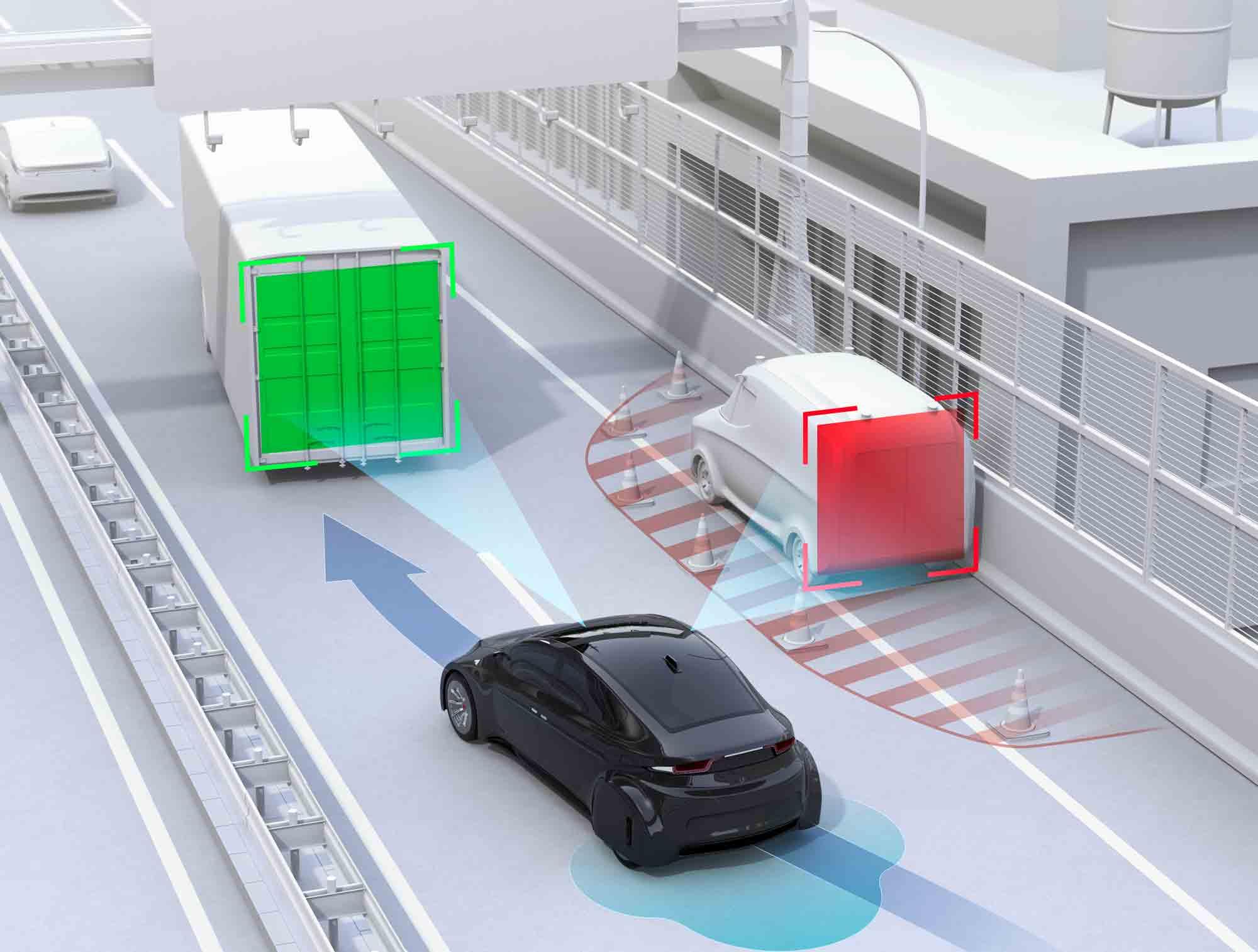 Sistemi di guida autonoma