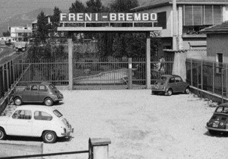 Storia Brembo