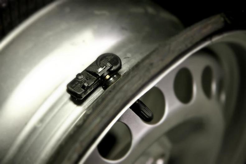 Tire Pressure Monitor (TPM) – sistema rilevamento pressione